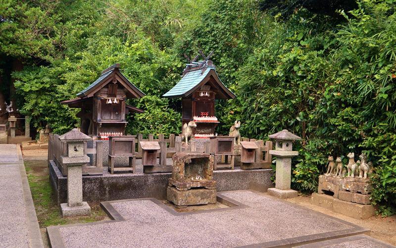 金毘羅さんや熊野大社