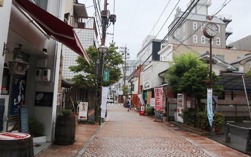 京店商店街