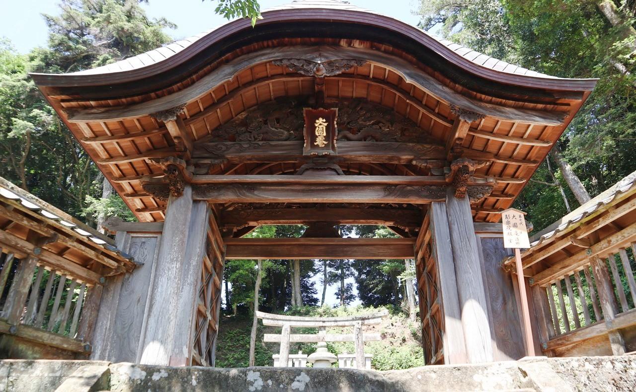 不昧公の廟