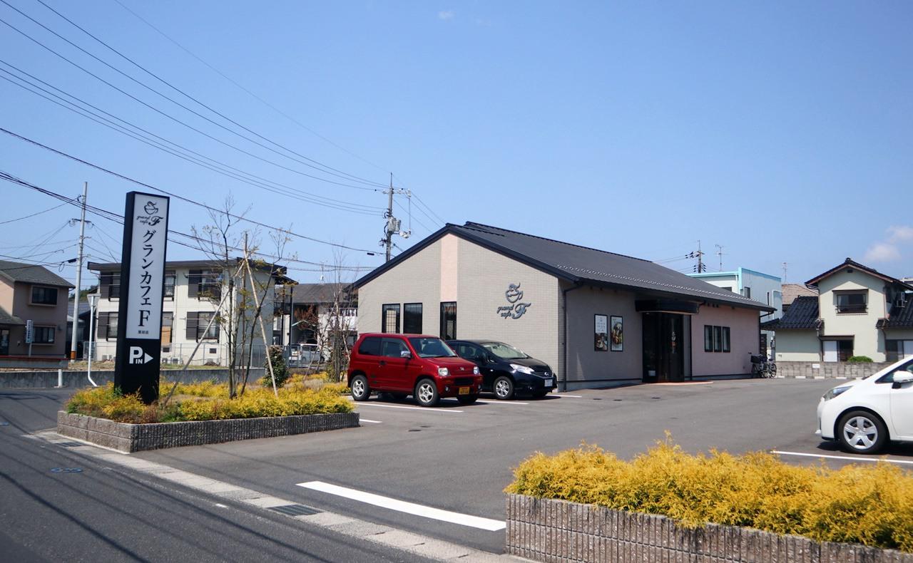 グランカフェ黒田店