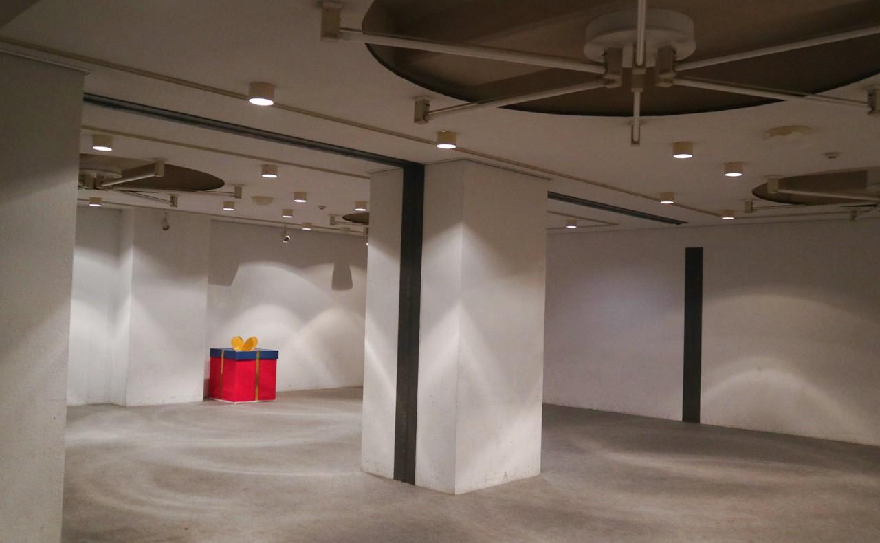 第1金庫室